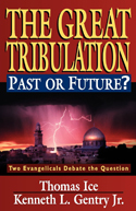 Great Tribulation Past or Future book web