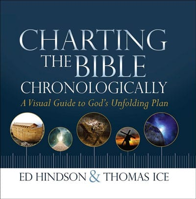 book cover charting the bible chronologically
